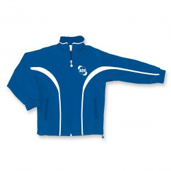 Tracksuit jacket 100%...